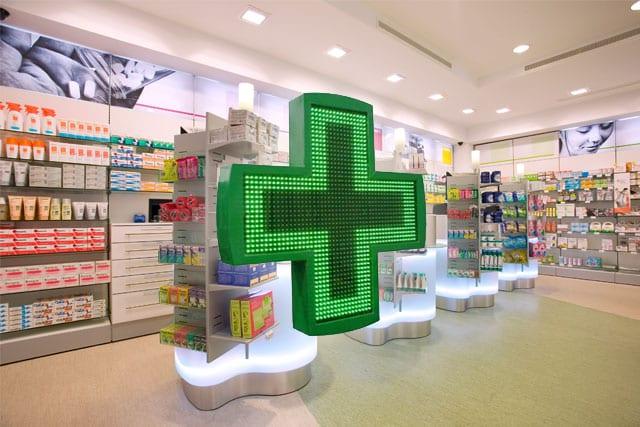 A Firenze Servizi Gratuiti Diretti in Farmacia