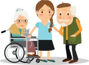 Assistenza a domicilio per persone anziane