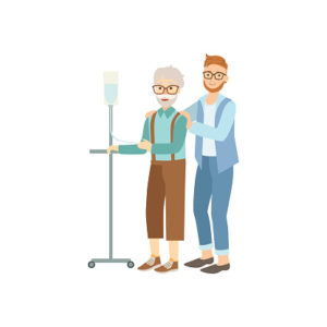 Assistenza post-ospedaliera a domicilio